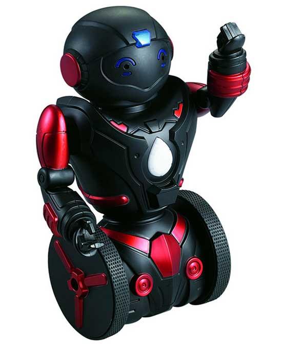 remote-control-self-balancing-robot
