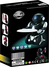Latest Tech Toys Inc The Awesome Remote Control Balance Robot