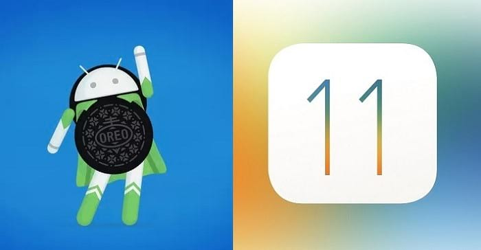 Android 8.0 Oreo Vs Apple iOS 11 – Which One's a Deal Breaker