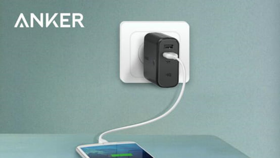 Anker Portable Charger 5000mAh Wall Charger Power Bank