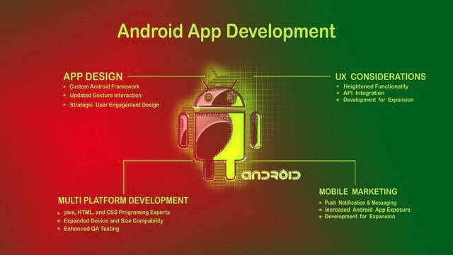 Build your Android development skills