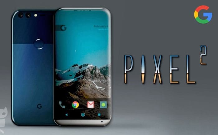 google pixel 2 Features, Expected Specs and Concept Design