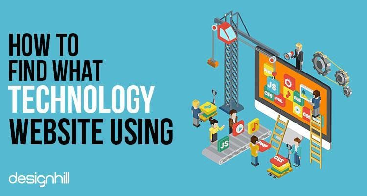 How to find What Technology a Website using