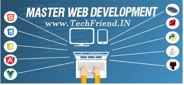 Master web development