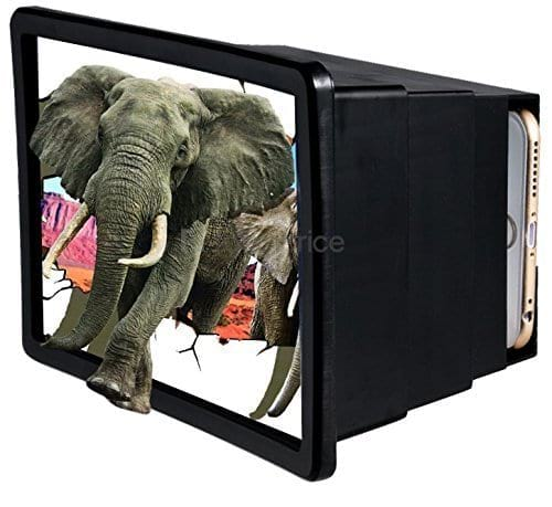 Mobile Phone 3D Screen Magnifier 3D Video Screen Amplifier