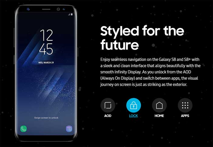 Samsung Galaxy S8 Specs, Features, Pricing, Release Dates