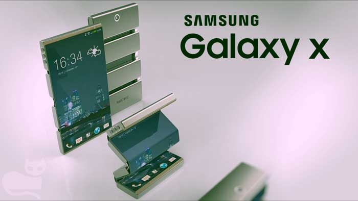 Samsung Galaxy X Specs, Features, Pricing, Release Dates