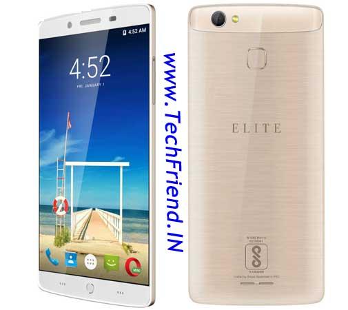 Swipe Elite Sense - 4G