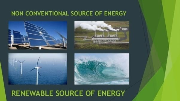Unconventional Sources of Energy