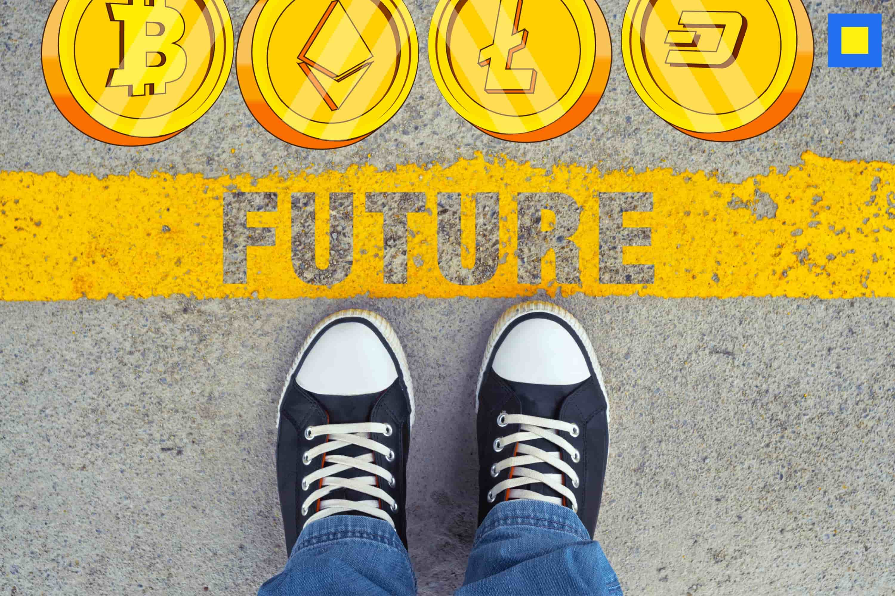 are cryptocurrencies the future