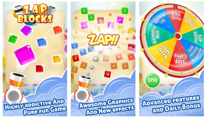 Zap Blocks
